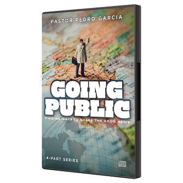 Going Public: Finding Ways to share the Good News (4 CD)