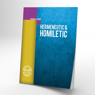Hermeneutic & Homiletic