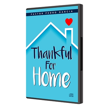 Thankful for Home (1 Audio CD)