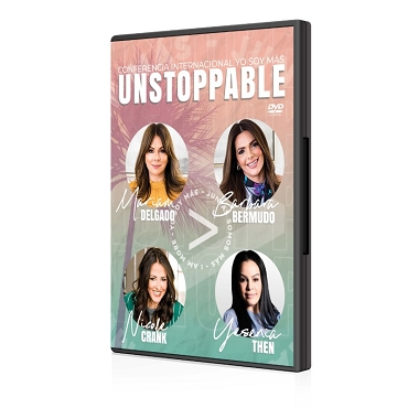 Conferencia: Unstoppable 2020 (DVD)